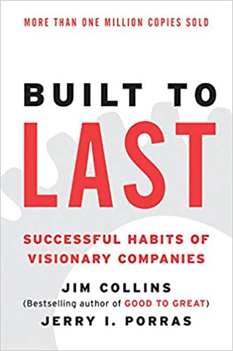 Built to Last book